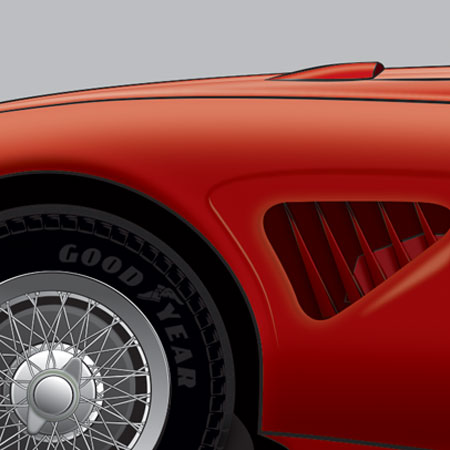 Draw My Wheels | Artist/Illustrator | Your our own Classic Car ...
